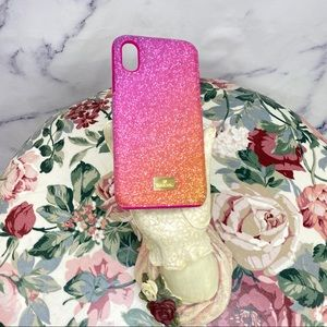 Swarovski Glam Rock Ombré iPhone X Case